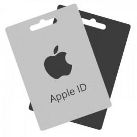 آنلاک اپل آیدی کارتی